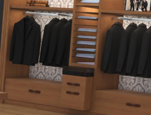 Designed by AGEMI : nouveau concept de franchise prêt à porter masculin