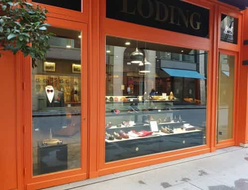 Lifting impeccable de la boutique Loding d'Edouard VII – Paris